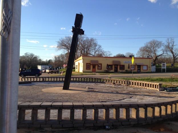 9/11 Memorial in Pittsboro, NC